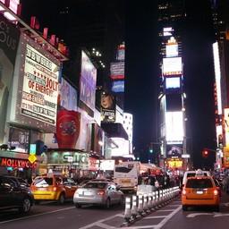 アメリカ Ny タイムズスクエア 風景 海外 無料写真素材 あみラボ